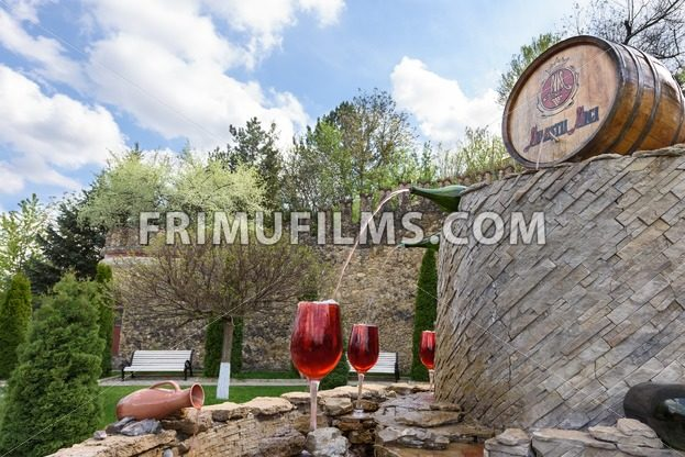Milestii Mici winery in Republic of Moldova - frimufilms.com