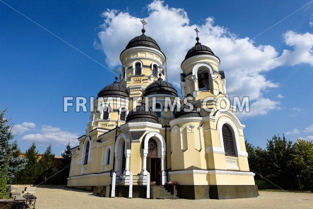 Photo of Capriana Monastery in Moldova - frimufilms.com