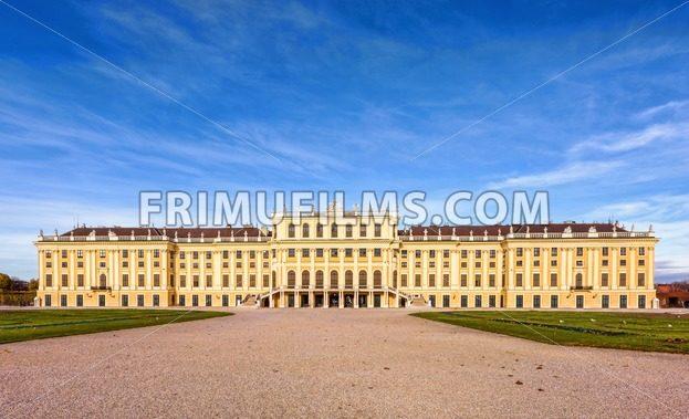 Austria schonbrunn palace - frimufilms.com
