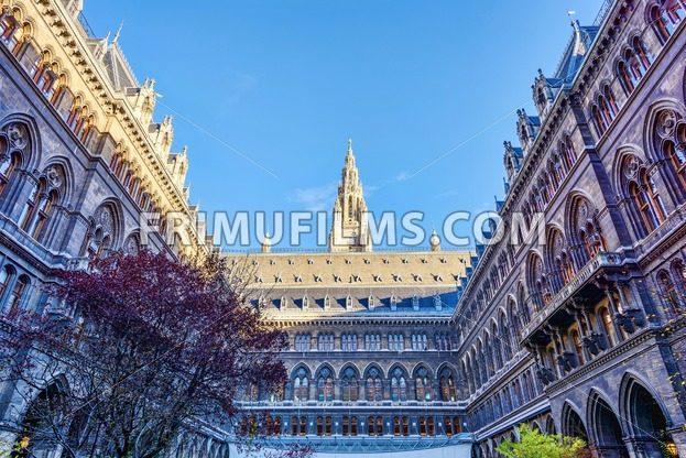 Rathaus, City Hall interior - frimufilms.com