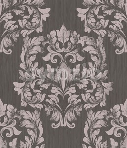 Vector damask pattern element. Classical luxury old fashioned ornament, royal victorian royal texture for wallpapers, textile, wrapping. Exquisite Stock Vector
